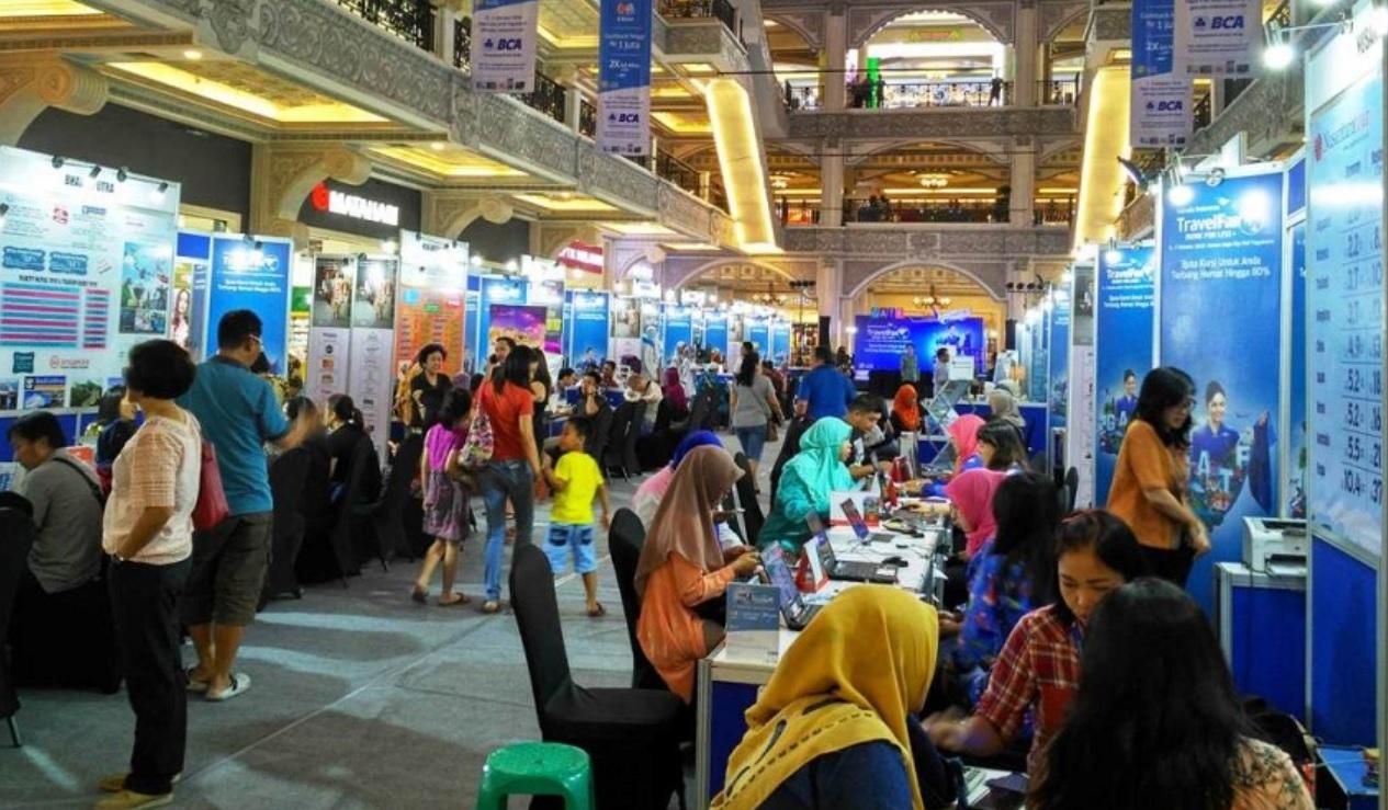 Garuda Indonesia Travel Fair